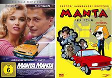 2 DVDs * MANTA MANTA + MANTA - DER FILM   TIL SCHWEIGER # NEU OVP +§