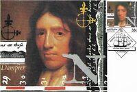Maxi Card - 1985 Terra Australis Navigators