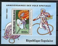 Space Togolese Stamps