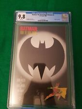 Batman: The Dark Knight #3 CGC 9.8 (May 1986, DC)