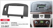 CARAV 11-067 2Din Marco Adaptador Kit Instalacion Radio HYUNDAI Sonata, Sonica