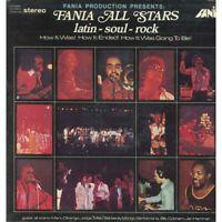 Fania All Stars LP Latin Soul Rock / Fania Slp 00470 - Rifi Rdz-St 14264 Nuevo