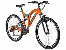 "26 Zoll Mountainbike Fahrrad 26"" Mountain Bike Rad MTB Shimano Tourney 21 Gang"