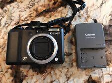 "Canon PowerShot G7 10MP Digital Camera ""Great condition"""