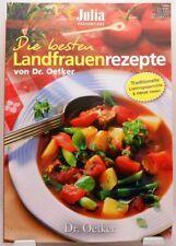 Dr. Oetker + Die besten Landfrauen Rezepte + Traditionelle Gerichte & neue Ideen