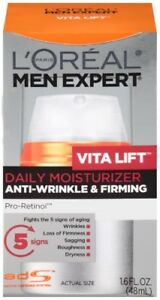Loreal Mens Expert Vita Lift Anti-wrinkle and Firming Moisturizer  1.6 Oz