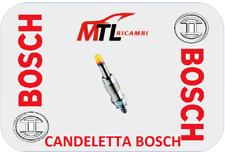 CANDELETTA BOSCH MITSUBISHI COLT VI Z3_A,Z2_A DAL 2004 AL 2012 COD 0250203013