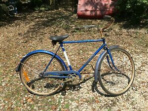 Vintage Made In England Royal Enfield Bicycle 23in Boys Bicycle