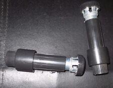 2 x Bulthaup B3  Füße für Sockel 14 cm (verstellbar von 13 bis 16 cm)