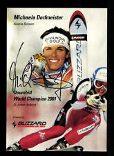 12 Autogrammkarten Ski Alpine Original Signiert+A 156523