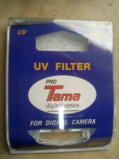 Hochwertiger UV - Filter 58mm PRO Tama Japan in Silber, neu und originalverpackt