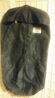 PRADA Special Garment Storage Zipper Bag  Bag Solid Black