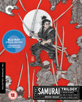 The Samurai Trilogy - The Criterion Collection Blu-Ray (2016) Toshirô Mifune,