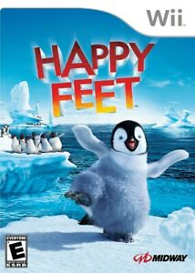 Happy Feet - Nintendo  Wii Game