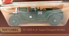 Matchbox Models of Yesteryear Bentley Contemporary Diecast Cars, Trucks & Vans