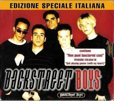 The Backstreet Boys cd album  - Edizione Speciale Italiana, 14 tracks