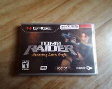 Tomb Raider Starring Lara Croft (N-Gage, 2003)