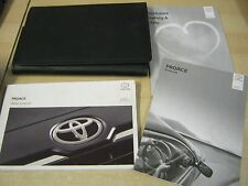 TOYOTA PROACE OWNERS MANUAL HANDBOOK WALLET 2013-2015 GENUINE