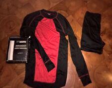NEU: Northbrook Sports: Skiunterwäsche - Funktionswäsche in Gr. 42 schwarz-rot