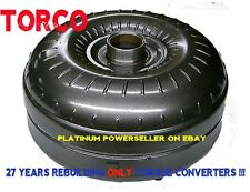 Ford Torque Converter - AX4N 4F50N Taurus Sable Freestar Monterey 2004 and up