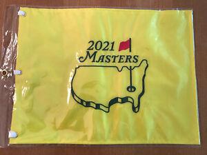 2021 Masters Golf pin flag Hideki Matsuyama Winner! Augusta National