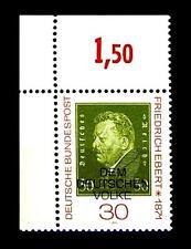 659 **  (Friedrich Ebert) - Ecke 1, postfrische Luxusqualität