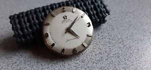 Vintage OMEGA SEAMASTER Cal. 501 Automatic Watch : Movement Dial & Hands