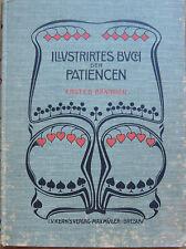 Illustrirtes Buch der Patiencen - Altes Lehrbuch