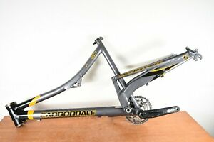 """Cannondale Rush 5 Lefty Speed Full Suspension Mountain Bike 26"""" Frame Only 19"""""""