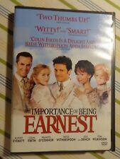 Importance of Being Earnest (DVD, 2002)
