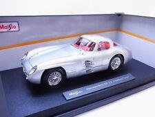 34015 Maisto 36898 Mercedes-Benz MB 300 SLR Uhlenhaut Modellauto 1:18 NEU OVP
