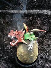 Smoking Dragon Ash Catcher Incense Cone Burner, Red: Green: Black: Blue