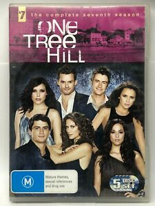 One Tree Hill - Complete Seventh Season - 5 DVD Set - AusPost with Tracking
