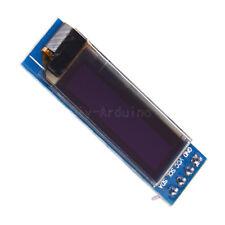 """0.91"""" IIC I2C Serial SPI OLED LCD Display 128x32 3.3V/5V AVR PIC STM32 Arduino"""