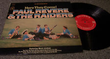 """Paul Revere & The Raiders """"Here They Come"""" LP"""