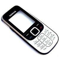 100% Genuine Nokia 2330 front fascia + screen + keypad