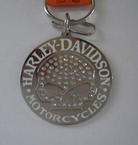 Harley Davidson Motos Crane Clé Chaîne