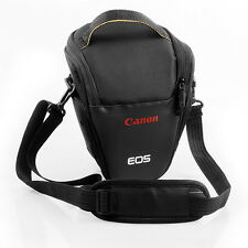 Soft Carrying Case Bag for Camera Canon EOS 1100D 450D 500D 600D 550D II DSLR