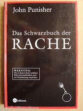 Das Schwarzbuch der Rache - John Punisher - Eichborn erste Auflage von 2004 TOPP
