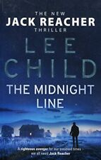 The Midnight Line: (Jack Reacher 22)-Lee Child, 9780593078174