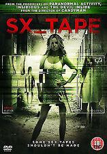 SX_Tape DVD NEW DVD (SPAL016)