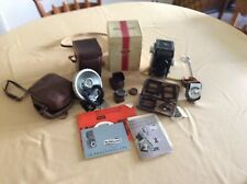 Rolleicord camera package