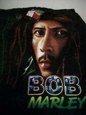 ORIGINAL RUDE BWOY BOB MARLEY CANVAS DRAWSTRING SHOULDER BAG BACK PACK
