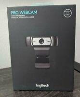 LOGITECH Pro Webcam  1080P HD Ultra Wide Angle  960-001070