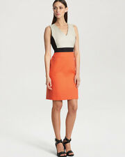 Kenneth Cole colorblock dress size 0