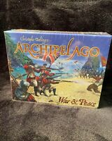 Archipelago Board Game: War and Peace Expansion - New Sealed - Ludically Games