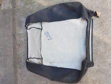 FORD CAPRI MK2 MK3 2.0S SEATS MATERIAL RED BLACK STROBE INTERIOR CALYPSO BLUE