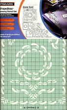 """""""Circle/Swirl"""" Stencil - ShapeBoss - Fiskars"""