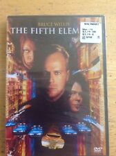 The Fifth Element (DVD, 1997,Closed Caption Subtitled Spanish and in English)NEW