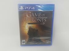 Game Of Thrones Telltale Game Season Pass Disc Ps4 BRAND NEW LOOSE DISC!